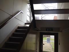 Hawthorne stairs