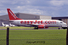 Boeing 737-36N G-IGOY Easyjet (EI-DTG) Tags: boeing dub easyjet dublinairport b737 planespotting boeing737 aircraftspotting eidw babyboeing gtoyh gigoy busstopjet