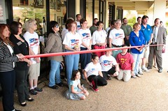 """FSO Thrift Store Ribbon Cutting • <a style=""""font-size:0.8em;"""" href=""""https://www.flickr.com/photos/58294716@N02/17033762972/"""" target=""""_blank"""">View on Flickr</a>"""