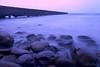 海之聲 (dybbuk_kaku) Tags: 海 f28 新竹 香山 1635mm 減光鏡 5d3 5dmarkiii 海之聲