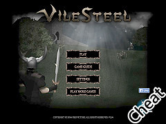 邪鋼:修改版(Vilesteel Cheat)