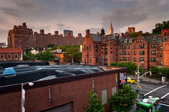 Sunset in High Line, Manhattan, New York, USA (takasphoto.com) Tags: newyorkcity usa unitedstatesofamerica estadosunidos nuevayork eeuu   novaiorque    tatsunis manhattanisland          cteest      costaeste thnhphnewyork    hoak          mnhtun