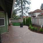 "Greenhaven Landscapes Inc., brick pavers, backyard, grass, lawn, shrubs, trees, deck <a style=""margin-left:10px; font-size:0.8em;"" href=""http://www.flickr.com/photos/117326093@N05/17185297469/"" target=""_blank"">@flickr</a>"