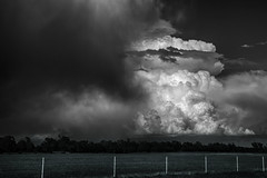 afternoon storm - explore (Marvin Bredel) Tags: storm oklahoma spring explore thunderstorm kingfishercounty marvinbredel sonya7s sonyilce7s