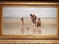 Kinderen der zee - Jozef Israëls (1872) (zaqina) Tags: amsterdam kinderen zee der rijksmuseum jozef israëls