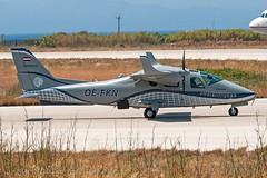 OE-FKN, Airborne Technologies, Tecnam - P2006T. (dahlaviation.com) Tags: airplane aircraft aviation airplanes greece rhodes spotting aircrafts rho planespotting tecnam lgrp diagoras