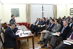 Reunião entre o PSD e o CDS-PP