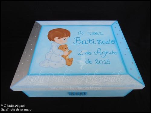 """Conjunto de batizado """"Doce Menino"""""""