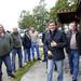 Javier Fernández denuncia que la política minera de Rajoy castiga el suroccidente con el silencio cómplice del PP asturiano