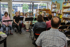 Shakespeare Festival Reads presents a dramatic reading The Rape of Lucrece at Left Bank Books