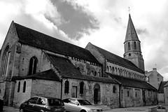 glise Saint-Martin  Creully (deplour) Tags: bw france church saintmartin nb normandy glise bassenormandie creully