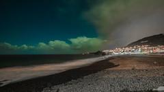 Puerto at Night (Vladi Stoimenov) Tags: light art nature landscape nice nikon atlantic nikkor lapalma atlanticocean vladi lightroom d610 nikonlens 1424mmf28 nikond610