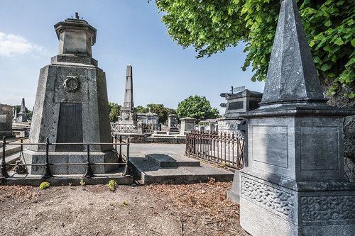 MOUNT JEROME CEMETERY AND CREMATORIUM IN HAROLD'S CROSS [SONY A7RM2 WITH VOIGTLANDER 15mm LENS]-117060