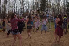 bass in the bush (claire.pontague) Tags: music canada festival claire alice dancefloor saskatchewan djs plain porcupine leading musicfestival pontague clairepontague porcuineplain leadingalice