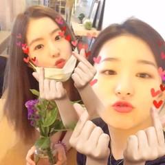 [Official IG] 160428 Irene and Seulgi (3) (redvelvetgallery) Tags: officialinstagram instagram redvelvet  kpop kpopgirls koreangirls smtown selca seulrene seulreneselca ireneselca irene seulgi seulgiselca
