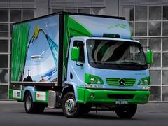 MB Accelo BlueTec eev Prototype (Vehicle Tim) Tags: truck mercedes mb fahrzeug lkw prototyp bluetec eev accelo