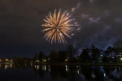 2016 Canadian Tulip Festival Fireworks (photothiel) Tags: ontario canada festival canal place fireworks stadium ottawa capital canadian celebration national tulip region glebe rideau td the 2016 photothiel