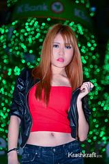 Ploy (krashkraft) Tags: beautiful beauty thailand pretty bangkok gorgeous allrightsreserved 2014 krungthepmahanakhon centralworld ratchaprasong krashkraft พริตตี้ โคโยตี้ puringalz มอเตอร์โชว์เซ็กซี่