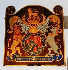 St. Mary the Virgin, Headley (grassrootsgroundswell) Tags: church surrey headley royalarms englishparishchurch