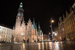 Wrocaw in February (virtualwayfarer) Tags: winter architecture canon europe exploring streetphotography poland bubbles international bubble citystreets february dslr wroclaw bubbling marketsquare rynek polis wrocaw budgettravel internationaltravel mainmarketsquare solotravel canon6d polishcity
