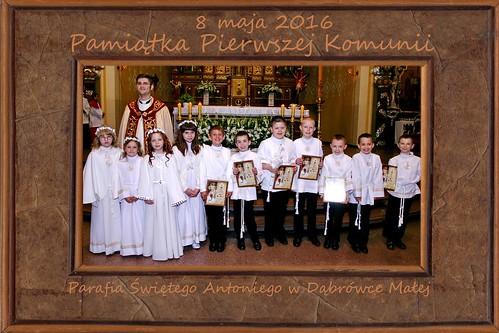I komunia 2016 Grupowe