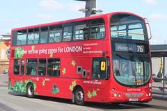 Arriva London - LJ09 KOU (BigbusDutz) Tags: london eclipse wright gemini kou arriva lj09