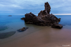 El Paller - Calonge (vilchesdavid) Tags: sea seascape rock mar nikon paisaje costabrava roca calonge emporda d7100