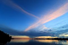 First Day of Summer Sunset-A98I1559 (CdnAvSpotter) Tags: sunset sun nature river landscape island ottawa petrie
