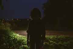 Sarah (valentindelcambre14) Tags: pictures night photo femme clip sombre nuit seul