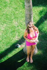 Pretty in Pink (Thomas Hawk) Tags: mexico hotel cabo julia spouse bikini wife cabosanlucas loscabos juliapeterson fav10 fav25 hiltonloscabos mrsth loscaboshilton