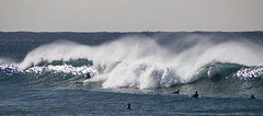 Wave (LSydney) Tags: wave surfers surf spray manly queenscliff