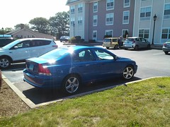 CAM00866 (Jared R 945) Tags: show blue t volvo cream ct sonic yelow manual woodenboat s60 mystic seaport 850 s60r nordkap m66 855 t5r