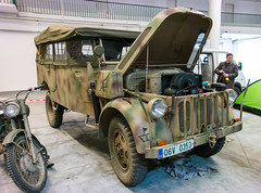 Steyr 1500A (The Adventurous Eye) Tags: market stock veteran 1500 steyr wehrmacht 2015 a 1500a motortechna