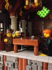 GCX - An End to the Madness (aardwolf_83) Tags: building castle ranger lego contest medieval chandelier moc gcx roawia lenfald