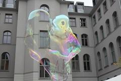 Seifenblasenfabrik Bubblebo Seifenblasenshow beim Tag der offenen Tür im Bundesministerium für Landwirtschaft 3