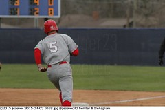 2015-04-03 1018 College Baseball - St John's Red Storm @ Butler University Bulldogs (Badger 23 / jezevec) Tags: game college sports photo athletics university image baseball università picture player colegio athlete redstorm spor universiteit esporte bulldogs 1000 collegiate universidade faculdade atletismo basebal honkbal kolehiyo hochschule béisbol laro butleruniversity atletiek kolej collège stjohnsuniversity athlétisme leichtathletik olahraga atletica urheilu yleisurheilu atletika collegio besbol atletik sporter friidrett спорт bejsbol kollegio beisbols palakasan bejzbol спорты sportovní kolledž pesapall beisbuols hornabóltur bejzbal beisbolas beysbol atletyka lúthchleasaíocht atlētika riadha kollec bezbòl 20150403