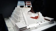 Model of the Templo Mayor