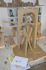 """lucrari sculptura olimpiada  2015-74 • <a style=""""font-size:0.8em;"""" href=""""http://www.flickr.com/photos/130044747@N07/17055332790/"""" target=""""_blank"""">View on Flickr</a>"""