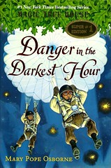 Danger in the Darkest Hour (Magic Tree House super edition 1) (Vernon Barford School Library) Tags: world new school fiction 2 two france sisters danger reading book high war brothers sister brother library libraries magic hard reads books read 2nd worldwarii cover ii junior second novel covers timetravel bookcover pick middle vernon quick magical normandy recent worldwar picks qr bookcovers worldwar2 novels secondworldwar fictional worldwartwo hardcover 2ndworldwar barford timetraveler quickpicks quickreads marypopeosborne hardcovers quickread timetravelers quickpick magictreehouse vernonbarford salmurdocca 9780553497724