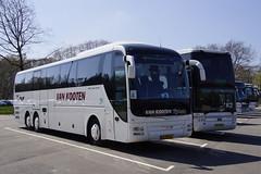 MAN Lion's Coach Van Kooten Reizen 53 16-BFN-6 Nederlands Openlucht Museum Arnhem 23-04-2015 (marcelwijers) Tags: man museum coach arnhem lions van 53 nederlands openlucht reizen kooten 23042015 16bfn6