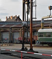 Roundhouse No.34 (Nic2209) Tags: station flickr eisenbahn railway bahn gebäude glas roundhouse schienen 2015 ringlokschuppen lokschuppen bahnschienen eisenbahnschienen nic2209 nikond7200 curry36tourwaa