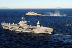 110722-N-XG305-527 (Jeff Head) Tags: us mount whitney 20 fleet usnavy uss 6th lcc commandship ussblueridgelcc19 us7thfleet