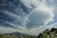 Lenticular clouds on mount Etna (Di Caudo Antonio) Tags: clouds nuvole natura mount lenticular mountetna etnasud lenticolari etnasicily etnasicilia etnalandscape etnavulcano etnamountsicily etnavolcanoes etnapaesaggio