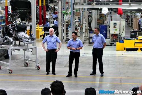 Bmw Chennai Plant Tour Making Of 50 Localised Bmw Cars