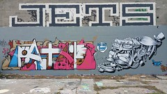 Jets, Atak & Sepr...Preston, Melbourne... (colourourcity) Tags: streetart graffiti awesome jets melbourne atak ask afp ktf swc theboneyard sepr burncity colourourcity