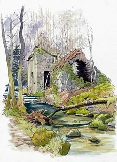Moulin de Malvoissière