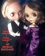 "Angel and Leslie Howard: ""Of Human Bondage"""