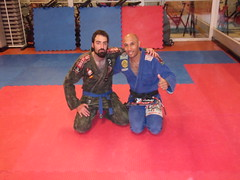 Seminario Juquinha 2011 Gimnasio Black Belt Getxo
