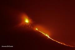 Etna 14 Maggio 2015 (Di Caudo Antonio) Tags: volcanoes etna cratere colatalavica etnasicily etnaeruzione crateredisudest etnamilo etnafornazzo
