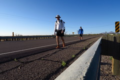 Roadwalk out of Lordsburg